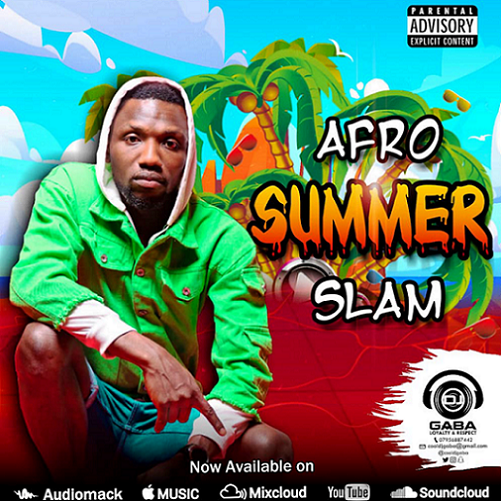 DJ Gaba - Afro Summer Slam Mix