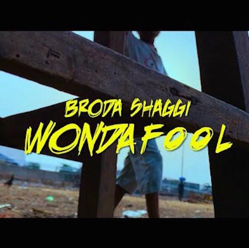 Broda Shaggi - Wonda Fool (Burna Boy Cover)