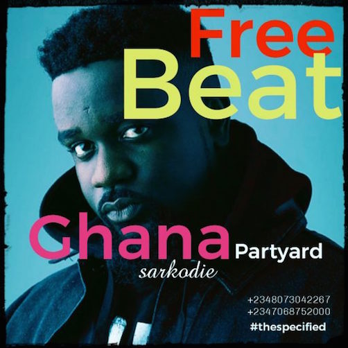 Sarkodie - Ghana Free Beat