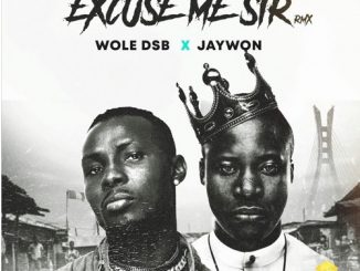 Wole DSB Ft. Jaywon - Excuse Me Sir (Remix)