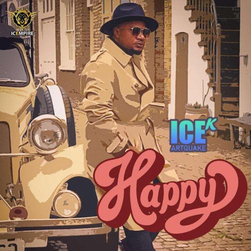 Ice K Artquake - Happy