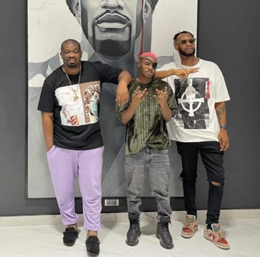 Don Jazzy, D'Prince Announce Details For Ruger's Debut EP