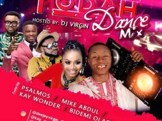 DJ Virgin - Todah Dance Mix