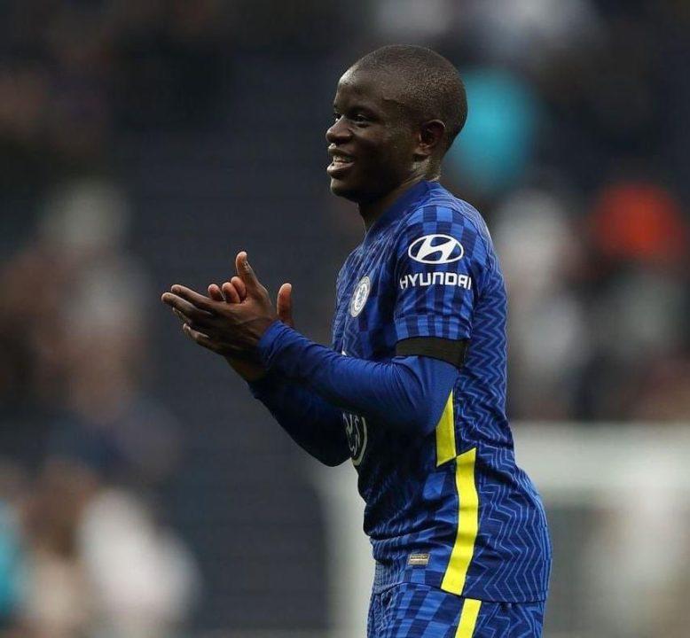 N'Golo Kante Returns to Chelsea Training