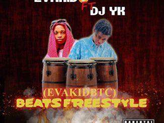 DJ YK & Evakid Btc - 4 Beats Freestyle