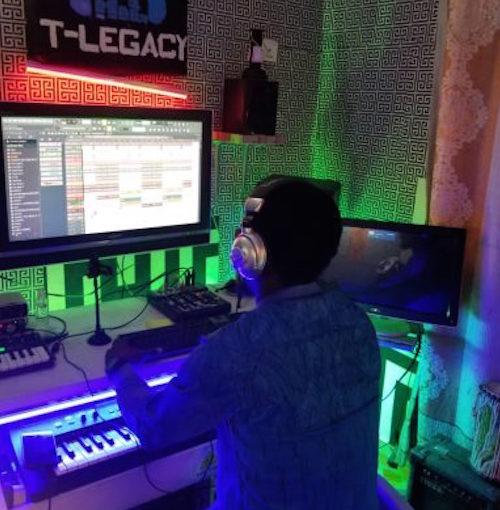 T. Legacy - Free Beat Vol. 1 & 2