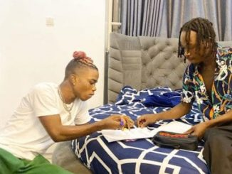 Naira Marley Officially Signs Lyta To Marlian Music