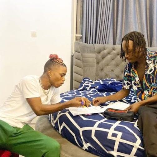 Naira Marley Officially Signs Lyta To Marlian Music