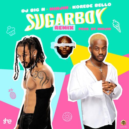 Minjin - Sugarboy (Remix) Ft. Korede x DJ Big N
