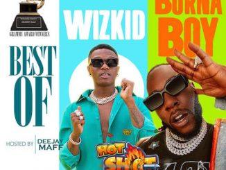 DJ Maff - Best Wizkid & Burna Boy Mix