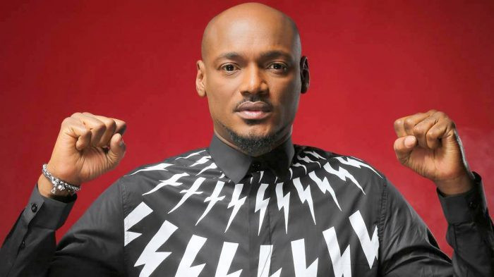 Lol!!! Between 2Face and a lady claiming to be his daughter