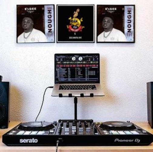 DJ Que Ft. ExGee - Enough Mix