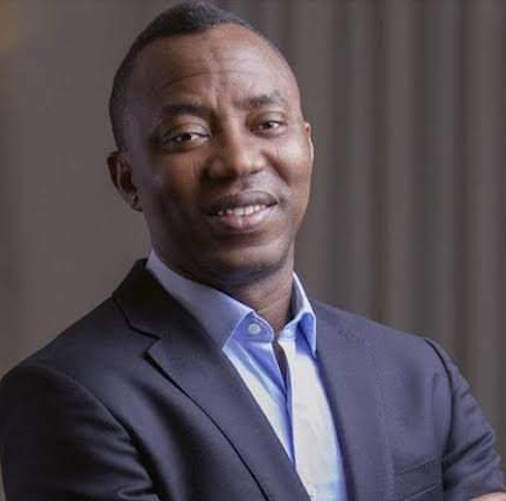 """Some People Made Billions From #EndSARS Negotiations"" - Omoyele Sowore Reveals."