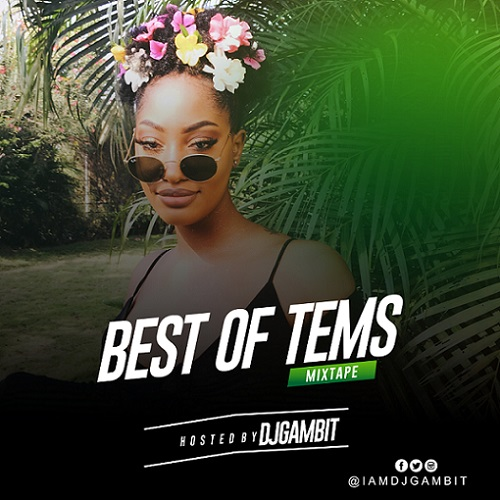 DJ Gambit - Best Of Tems Mix cover