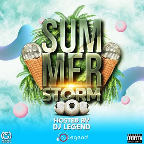 DJ Legend - Summer Storm Mix