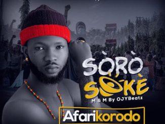 Afarikorodo - Soro Soke