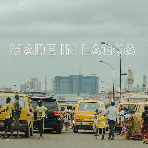 ALBUM TRACKLIST: Wizkid - Made In Lagos