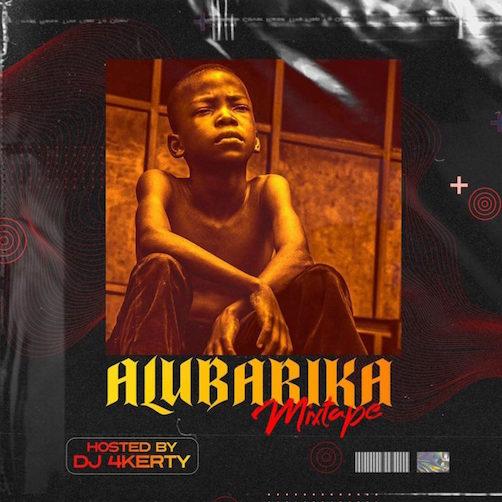 DJ 4Kerty - Alubarika Mix