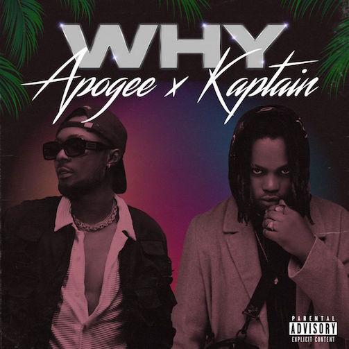 Apogee - Why Ft. Kaptain