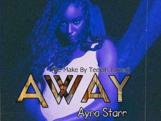 Ayra Starr - Away Instrumental