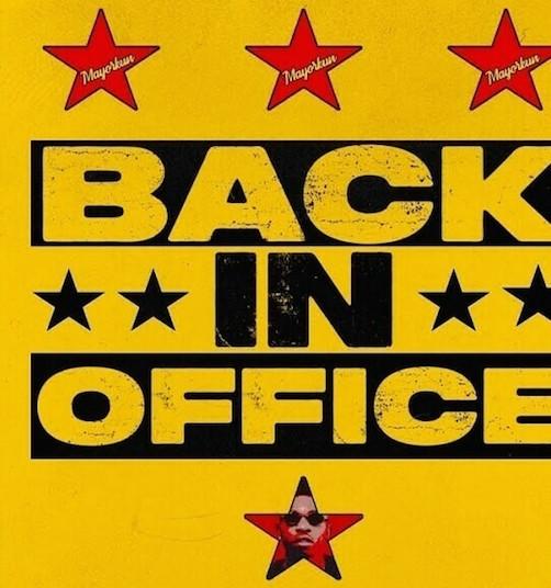 Lyrics Mayorkun - Back In Office