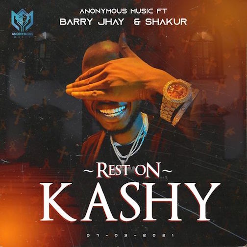 Barry Jhay - Rest On Kashy (Tribute To Kashy)