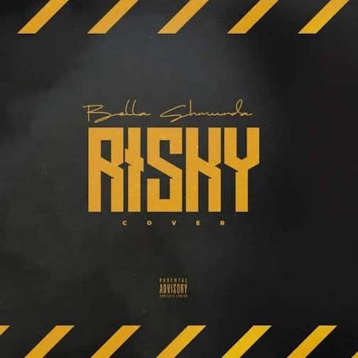 Bella Shmurda - Risky Cover