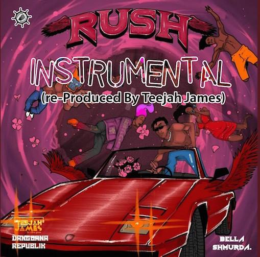 Bella Shmurda - Rush (Moving Fast) Instrumental