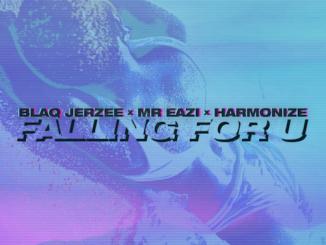 Blaq Jerzee - Falling For U Ft. Mr Eazi x Harmonize