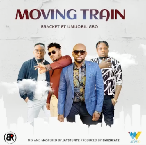 Bracket - Moving Train Ft. Umu Obiligbo