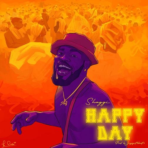 Broda Shaggi - Happy Day