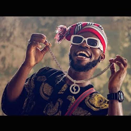 Broda Shaggi - The Igbo Boy Phyno X Peruzzi - For The Money