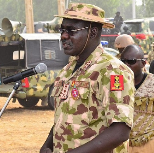 Buratai, Army Commanders Meet On Insecurity, Lekki Shooting