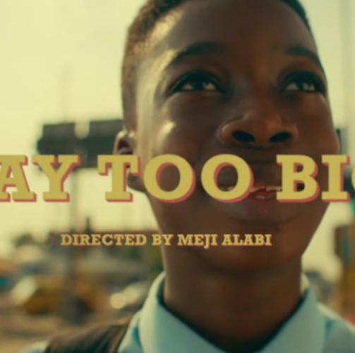 [Video] Burna Boy - Way Too Big Video