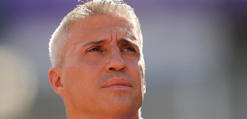 Argentine Crespo sacked