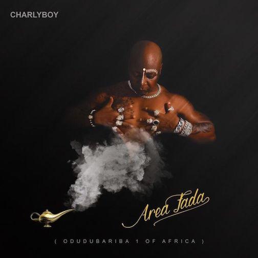 Charly Boy - Area Fada EP