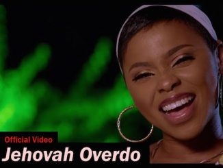Chidinma - Jehovah Overdo Lyrics