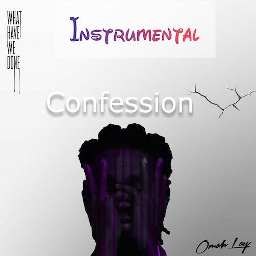 Omah Lay - Confession (Instrumental)