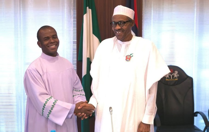 JUST IN!!! Fr Mbaka Reveals Solution