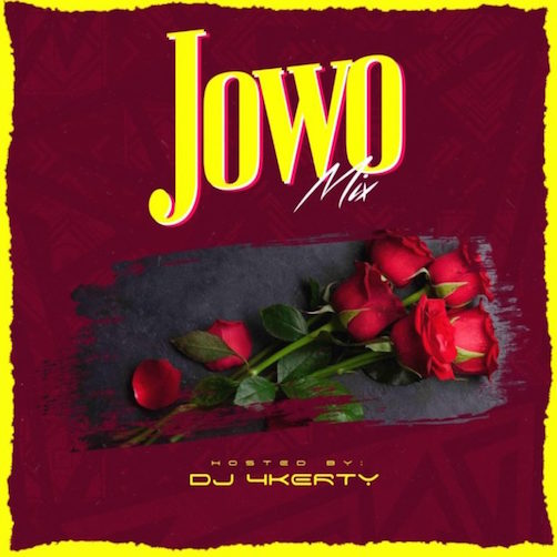 DJ 4kerty - Jowo Mixtape