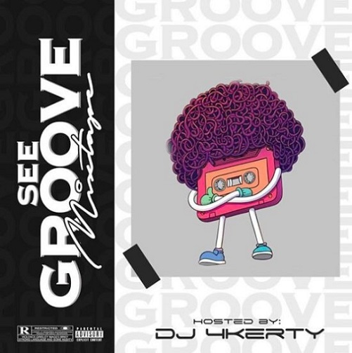 DJ 4Kerty - See Groove Mix