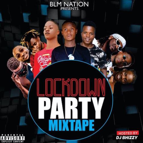 DJ Bhizzy - Locked Party (Vol 2 Mix)