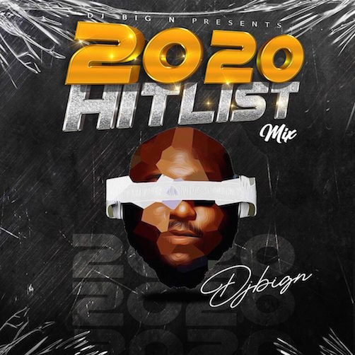 DJ Big N – 2020 Hitlist Mix
