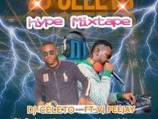 DJ Celeto - Hype Mix Vol. 2 Ft. VJ PJ