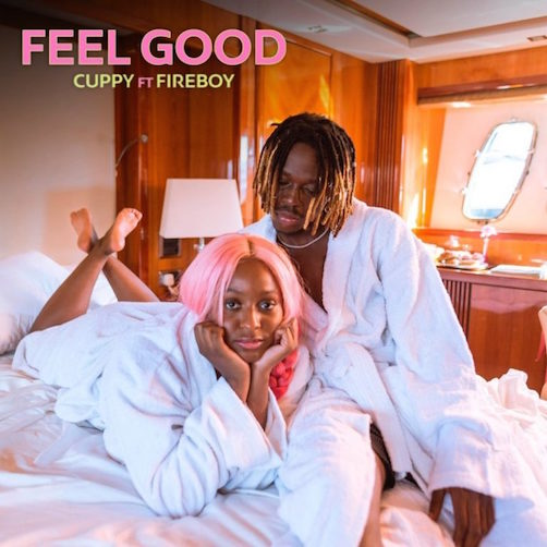 Cuppy Ft. Fireboy DML -Feel Good Video