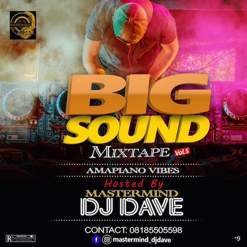 DJ Dave - Mastermind BigSound Mixtape Vol. 5