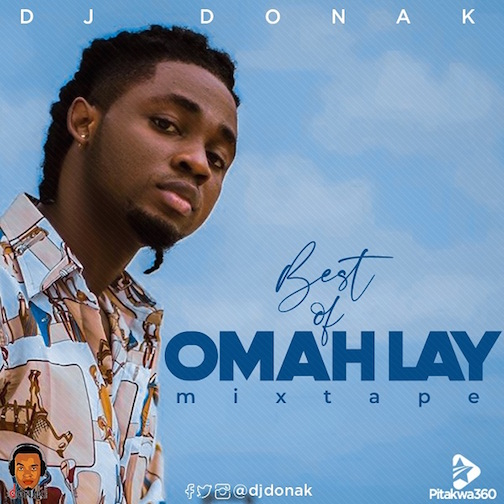 DJ Donak - Best of Omah Lay Mix