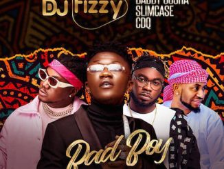 DJ Fizzy - Bad Boy Ft. Baddy Oosha, Slimcase & CDQ