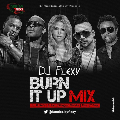 DJ Flexy - BIU Foreign Mix