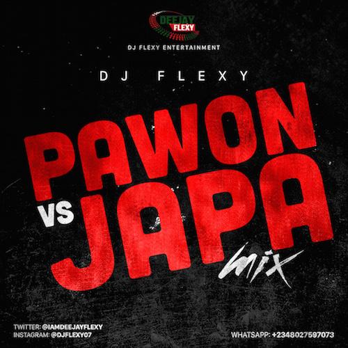 DJ Flexy - Pawon Vs Japa Mix